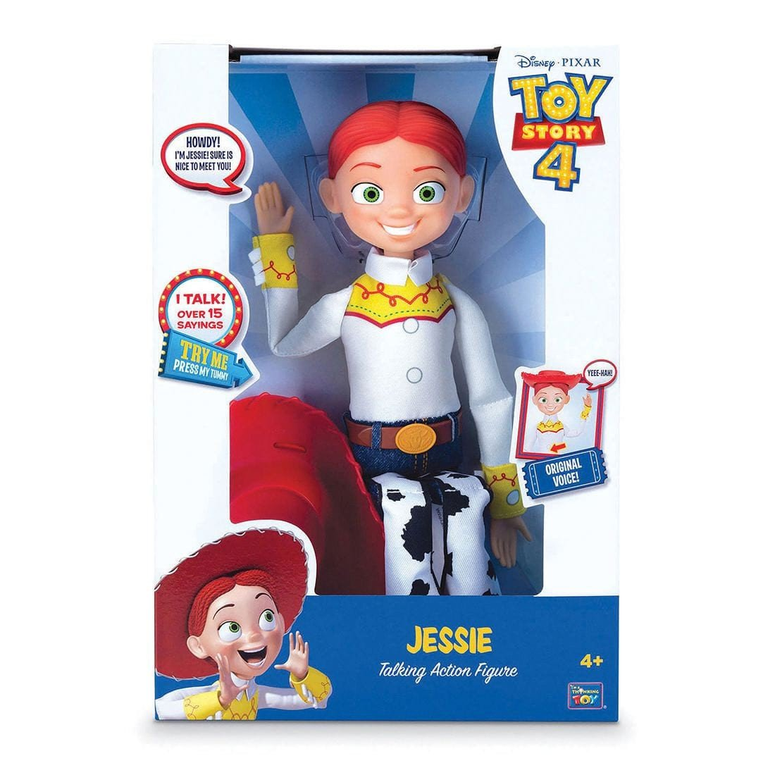 Toy Story 4 Jessie , talende