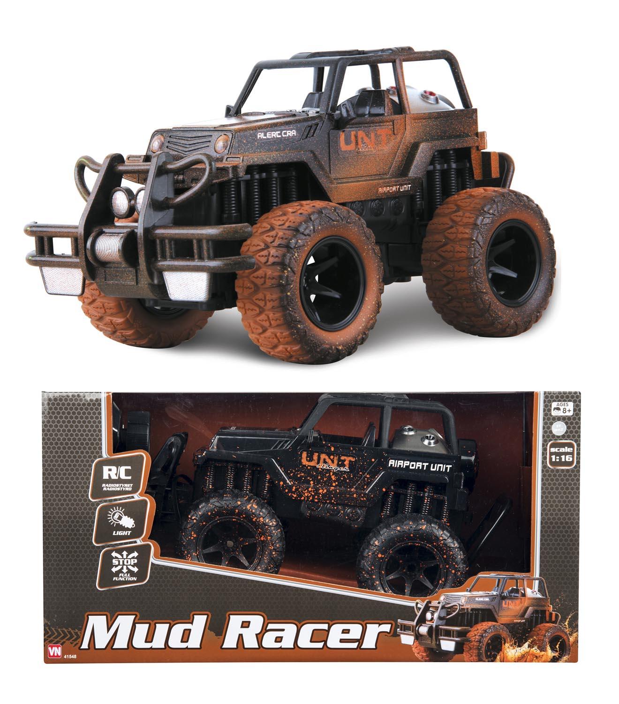 R/C MUD RACER 1:16 12 kmt